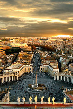 Roma - St. Peter's Square